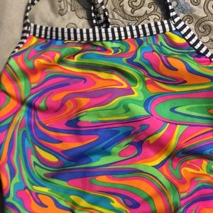 Other - Dolfin Uglies swimsuit sz.34 multi colors